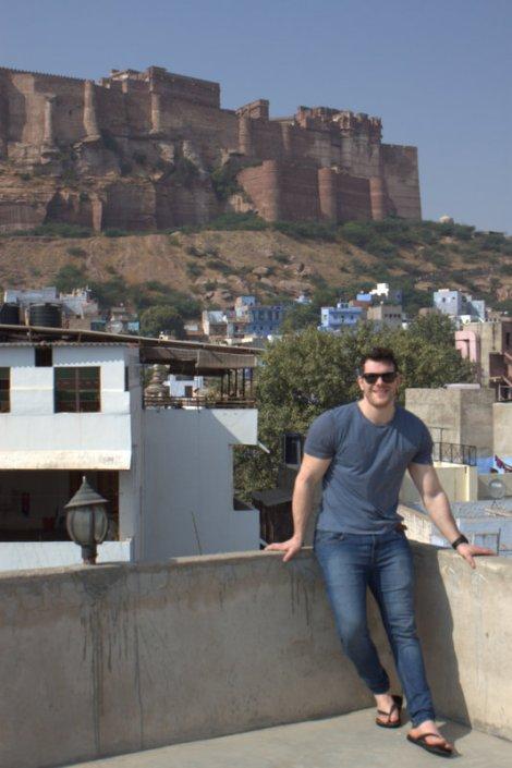 Loving life in India 2k12