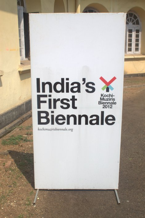 India's First Biennale!