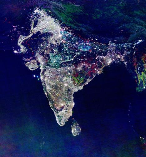 Beautiful India.