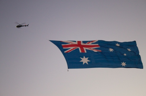 MASSIVE FLAG.