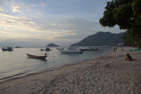 Mae Haad Beach, Koh Tao