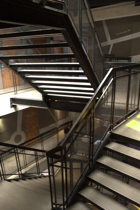 Lub D Silom staircase