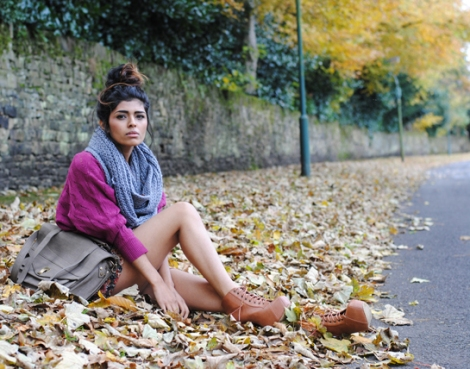 Kavita Donkersley, photo from www.shewearsfashion.com